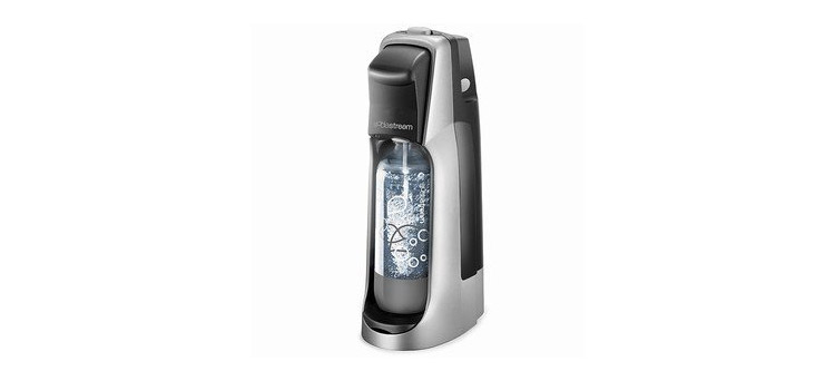 Machine a Gazeifier eau Sodastream Jet Grey Titan