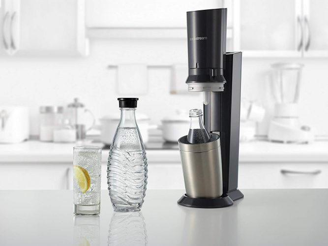 sodastream crystal test